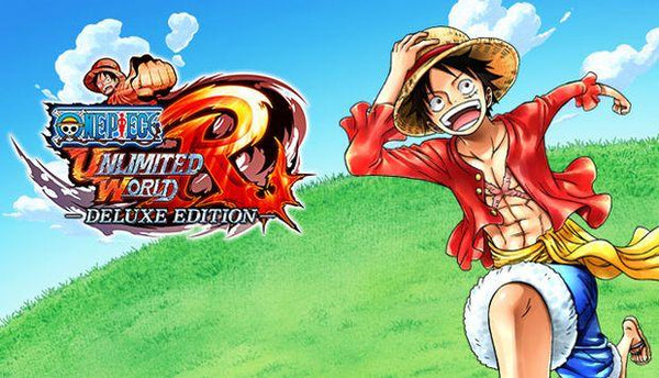 One Piece Unlimited World Red HD
