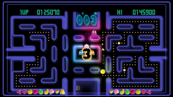 pac-man-museum-game
