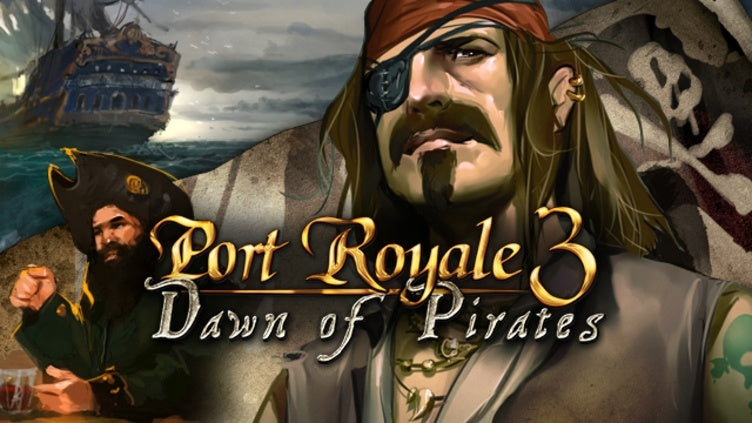 Port Royale 3 - Dawn Of Pirates (DLC)
