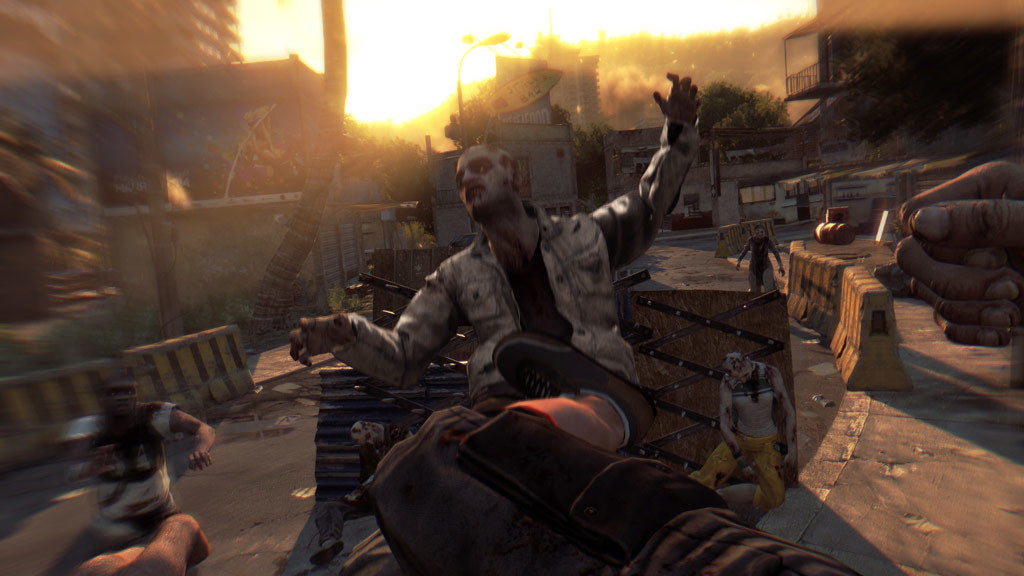 Dying Light - Crash Test Skin Pack (DLC)