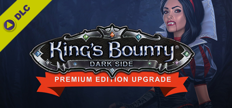 King's Bounty: Dark Side Premium Edition Upgrade  - DLC