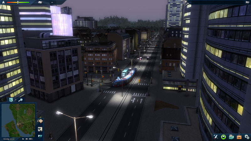 Cities in Motion 2: European Cities Expansion Pack - DLC