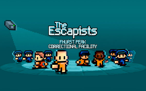 The Escapists - Fhurst Peak Correctional Facility - DLC