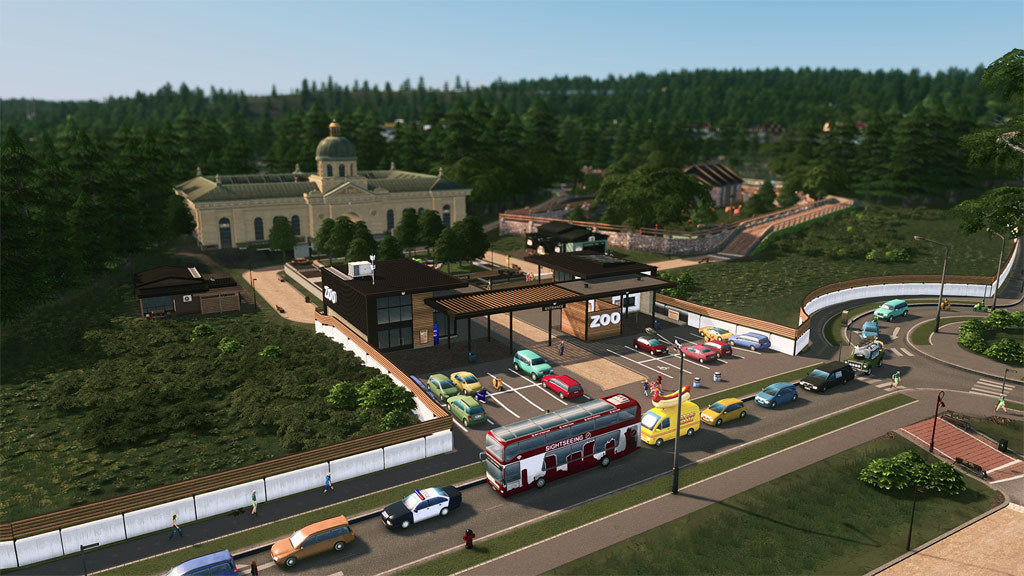 Cities: Skylines - Parklife  - DLC