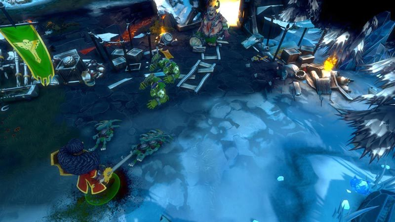 Dungeons 2 - A Game of Winter