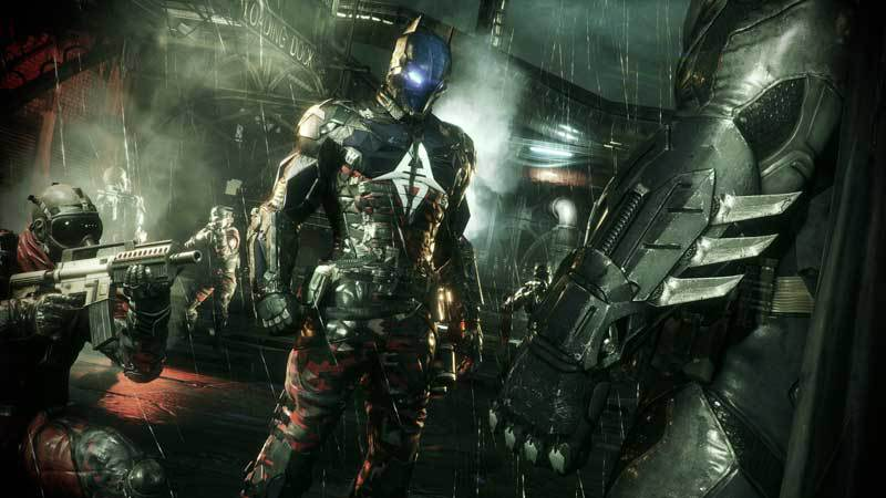 Batman: Arkham Knight Season Pass  - DLC
