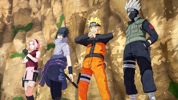 NARUTO TO BORUTO: SHINOBI STRIKER na pré-venda
