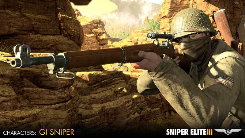 Sniper Elite III - Allied Reinforcements Outfit Pack (DLC)