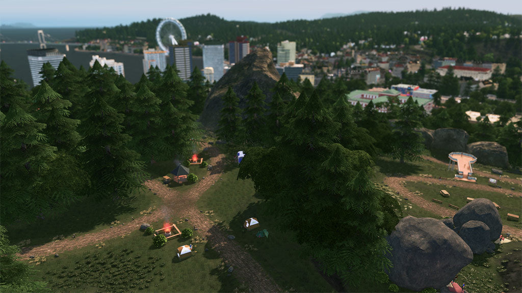 Cities: Skylines - Parklife Plus  - DLC