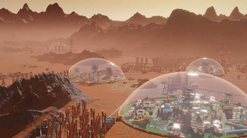 Surviving Mars First Colony Edition