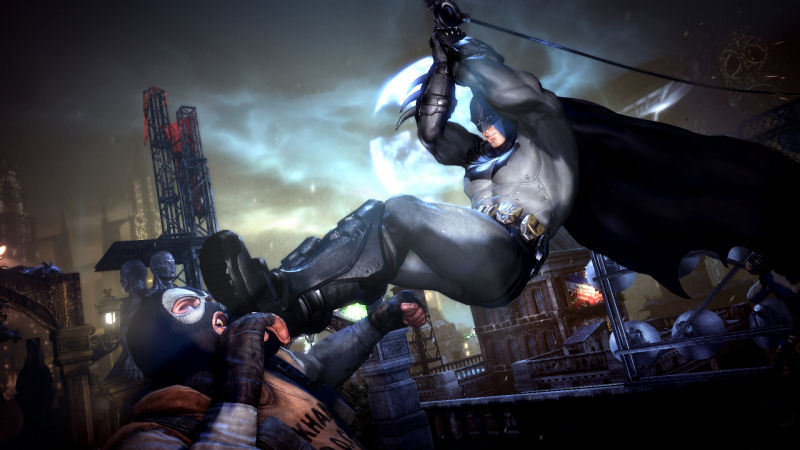 Batman Arkham City - Game of the Year Edition