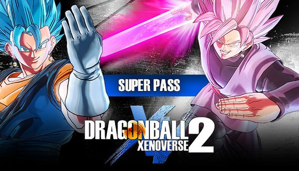Dragon Ball Xenoverse 2 Super Pass - DLC