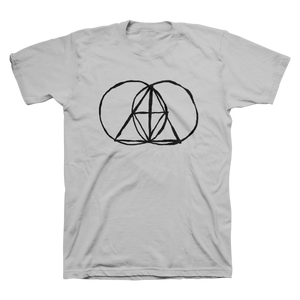 Sketched Geometry Tee - Grey