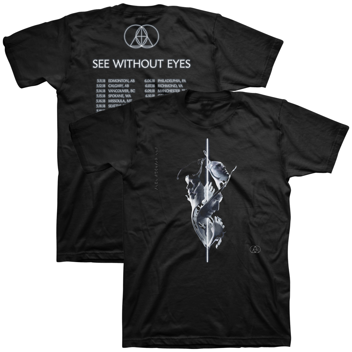 See Without Eyes Tour Tee