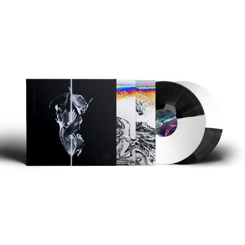 See Without Eyes Half Black Half White 2LP Set