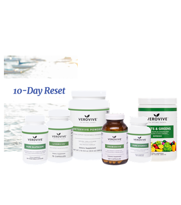 10-Day Reset with Cassie - Basic + TestraVive™