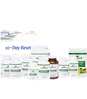 10-Day Reset with Cassie - Premium + TestraVive™