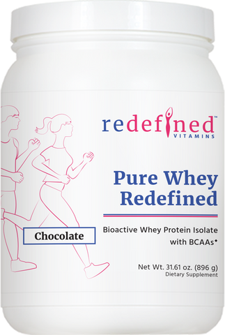 Pure Whey Redefined (2 LB) (Formerly Pure Whey Protein)