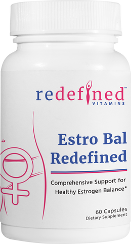 Estro Bal Redefined (Hormonal Support) (Formerly SynerVive™)