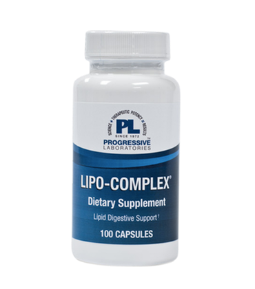 Lipo-Complex (Digestive Enzymes)