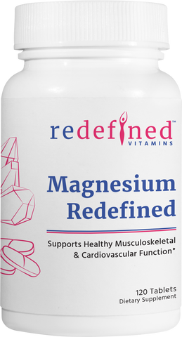 Magnesium Redefined (formerly Pure Magnesium)