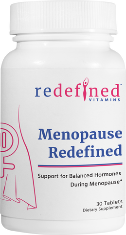 Menopause Redefined (formerly MenopauseVive™)