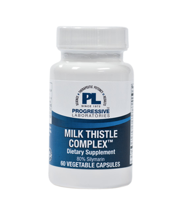 Milk Thistle Complex (Detox support)