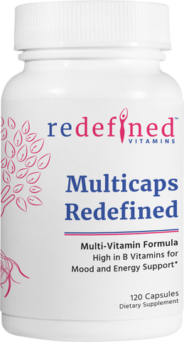 Multicaps Redefined (formerly MultiVive™) (Multivitamin)