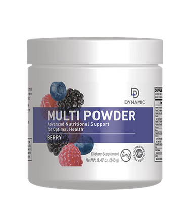 Dynamic Multi Powder (Powdered Multivitamin)