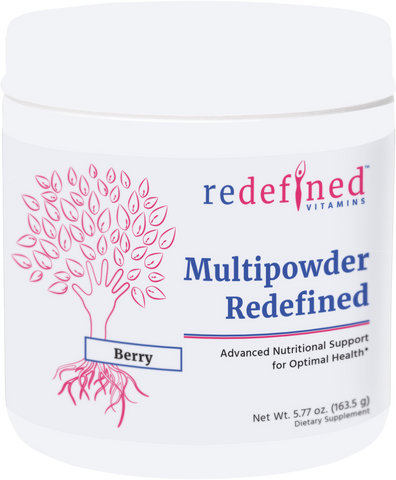 Multipowder Redefined (Multivitamin) (formerly MultiVive™ Powder)
