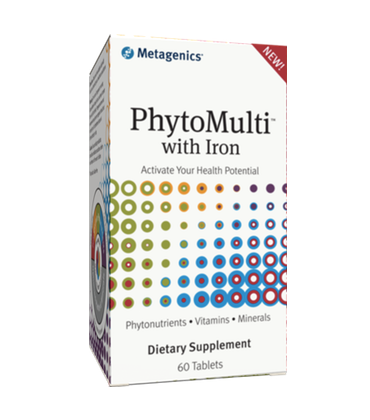 PhytoMulti (with iron) Multivitamin