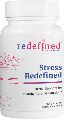 "Stress Redefined (formerly ""StressVive"")"