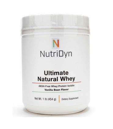 Ultimate Natural Whey Protein