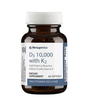 Vitamin D3 10,000IU with K2