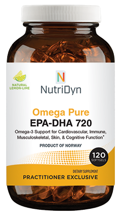 Omega Pure EPA-DHA 720 Fish Oil