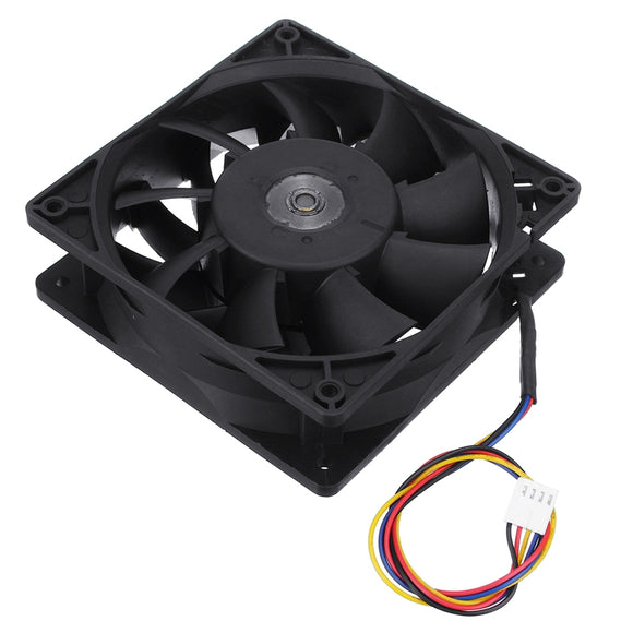 New 4500RPM Cooling Fan Replacement 4-pin Connector For Antminer Bitmain S7 High Quality Computer Cooler Cooling Fan For CPU