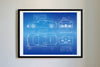 Bugatti Veyron Supersport (2010) da Vinci Sketch Art Print Blueprint