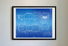 Ford F-150 Raptor (2016) da Vinci Sketch Art Print Blueprint