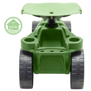 ATV Rolling Comfort Scoot™ - Green