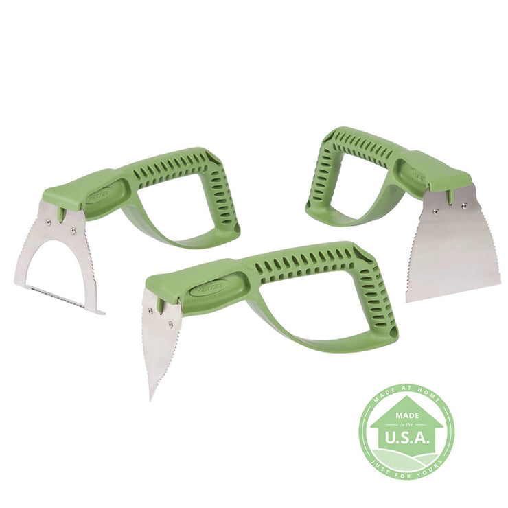 NaturalGrip™ 3 Piece Garden-Tender Tool Set