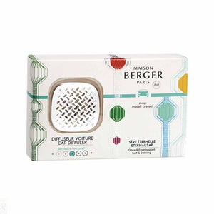 Maison Berger Eternal Sap Car Diffuser
