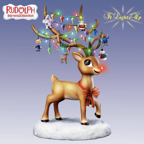Rudolph The Red-nosed Reind