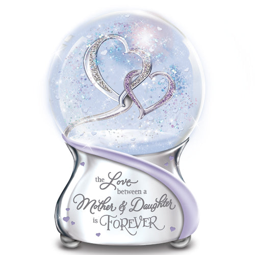 Love Mother/daughter Globe