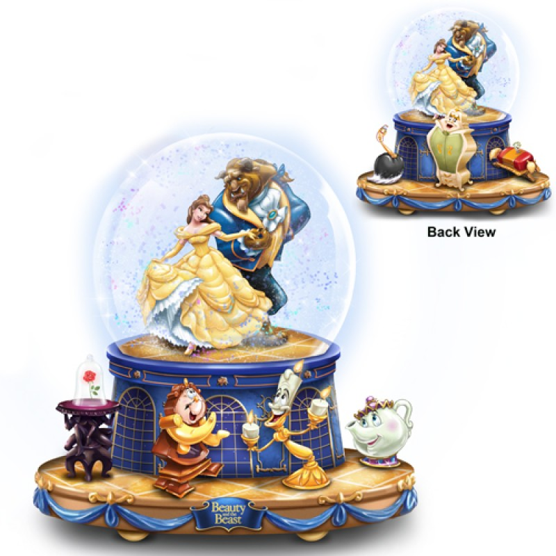 Beauty and the Beast Rotat