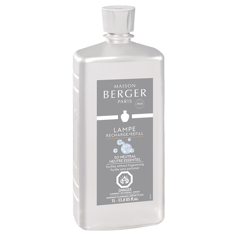 Maison Berger Lamp Refill Neutral 1 L