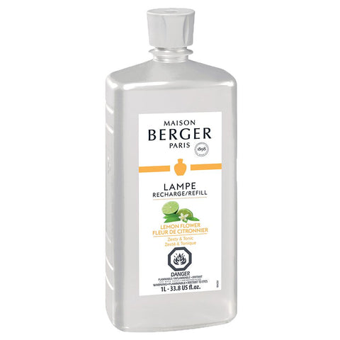 Maison Berger Lamp Refill Lemon Flower 1 L