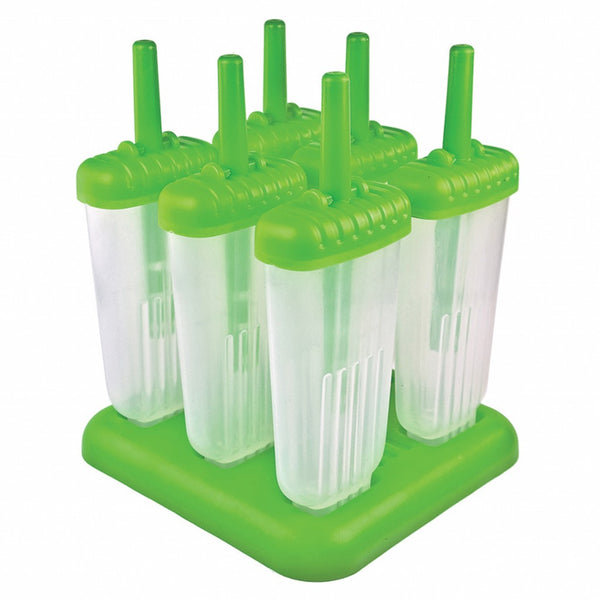 Groovy Pop Molds – Set of 6