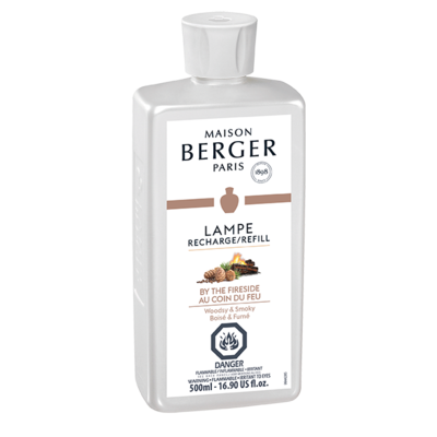 Maison Berger Lamp Refill By the Fireside 500 ml