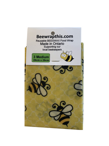 Reusable Bee Wax