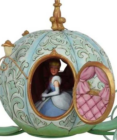 Pumpkin Coach with Cinderella